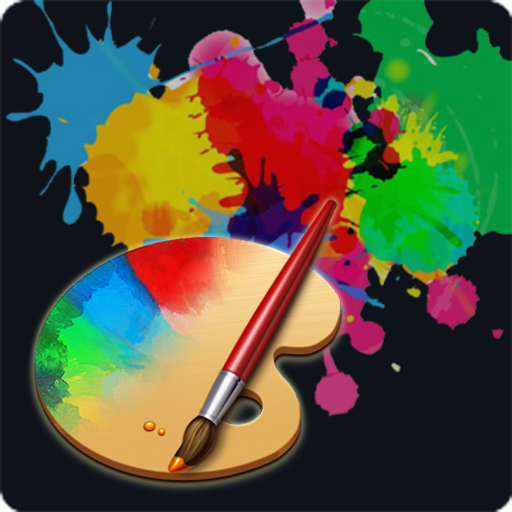 Paint & Draw - Coloring App