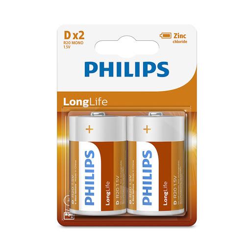 Pin Philips R20L2B (2D)