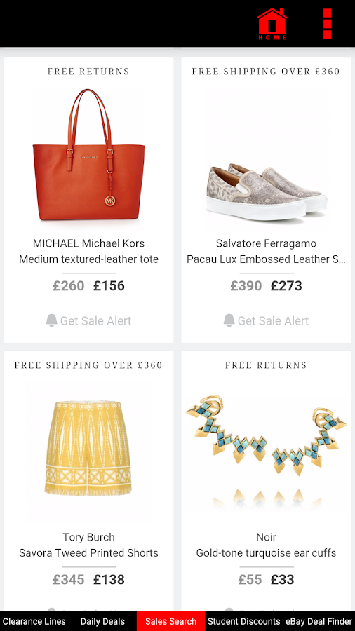Cheap online clothes shopping apps