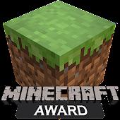Pocket Award - Minecraft
