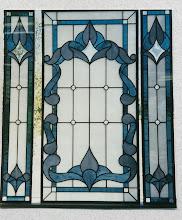 Photo: Blue Entryway