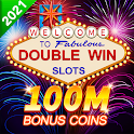 Double Win Casino Slots - Free Video Slots Games icon