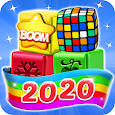 Toy Pop Cubes - Addictive Puzzle Game