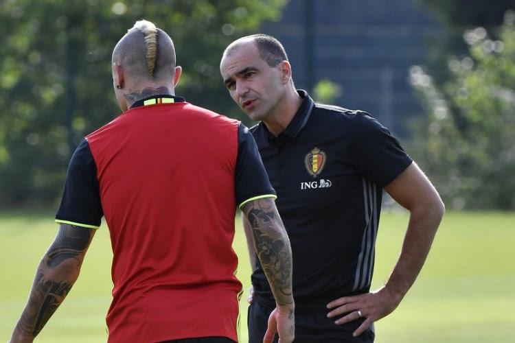 Daarom liet Roberto Martinez Nainggolan thuis van het WK