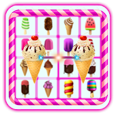 Tải Game Onet ice cream world