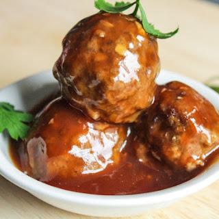 Meatball Sauce Ketchup Vinegar Brown Sugar Recipes