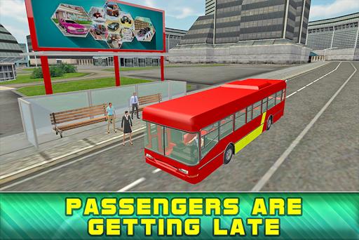 バスの運転手:リアルな3Dシミュレータ