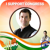 Congress DP Maker, Congress Profile Maker