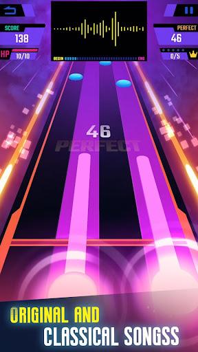 Code Triche Tap Music 3D APK MOD screenshots 3
