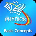 Interactive, Offline Physics Dictionary (Basics) icon