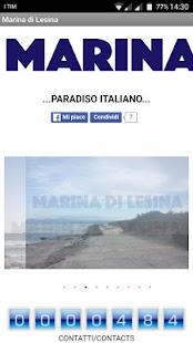 Marina di Lesina - náhled