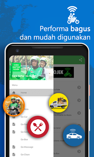 Join Driver Gocar Gojek Guide Terbaru 3.0.0 screenshots 2