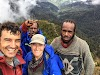 Indonesia. Papua Baliem Valley Trekking. With our fantastic porters Seth and Siam