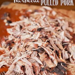 Apple Cider Barbecue Pulled Pork.
