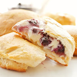 Blueberry Biscuit Bombs.