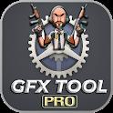 GFX Tool Pro for BattleGrounds - No Ban & No Lag icon