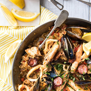 Sausage Spanish Paella Recipes