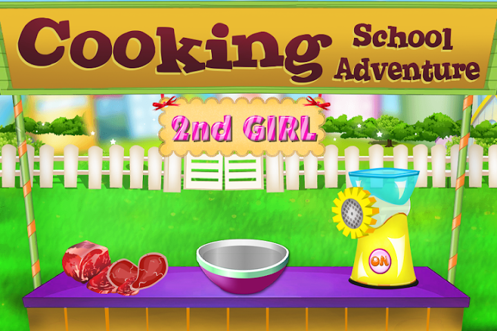 school cooking games