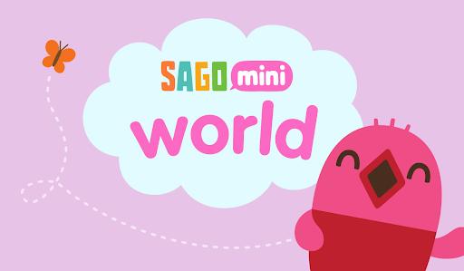 Foto do Sago Mini World