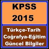 KPSS Ders Notları Türkçe Tarih