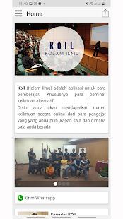 Download Kolam Ilmu For PC Windows and Mac apk screenshot 1