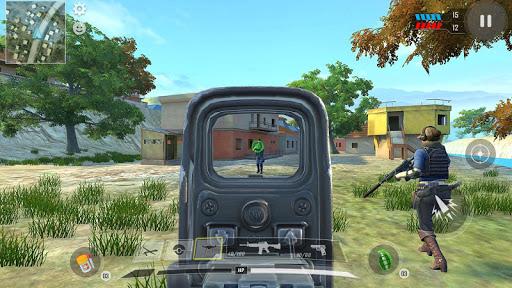 Commando Adventure Assassin: Free Games Offline android2mod screenshots 4