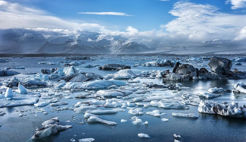 ghiaccio e neve di Rino Lio