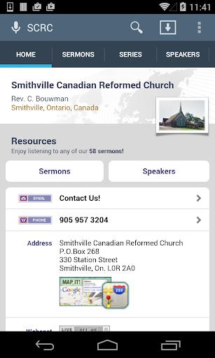 Smithville Canadian Reformed