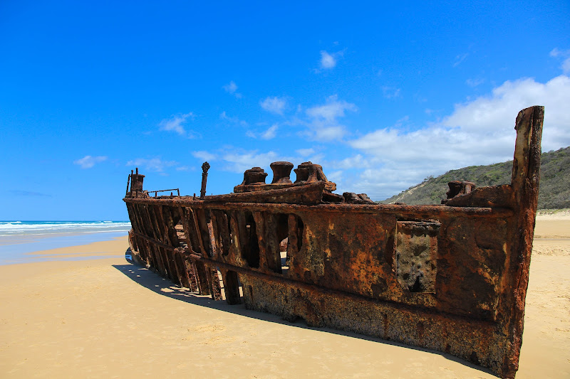 An old and rusty ship di norma.luna