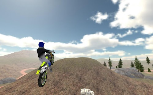 Offroad Bike Race 3D- screenshot thumbnail