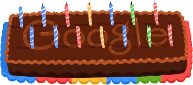 14 Jahre Google