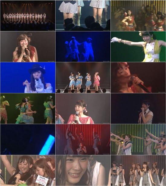 """(LIVE)(公演) NMB48 チームBII """"逆上がり"""" 渋谷凪咲の生誕祭 150902"""