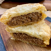 """Ground Beef 3"""" Party Pie (Minimum of 3-can mix and match)"""