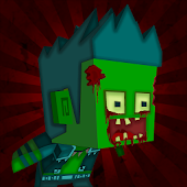 Zombie Blocky Hunter