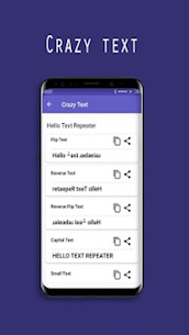 Text Repeater for WhatsApp, Instagram and Facebook 7