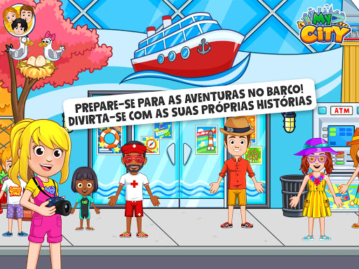 My City : Aventuras no Barco screenshot 7