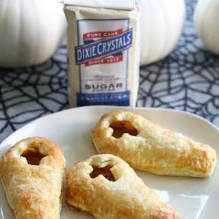 Pumpkin Pie Puff Pastry Coffins Recipe