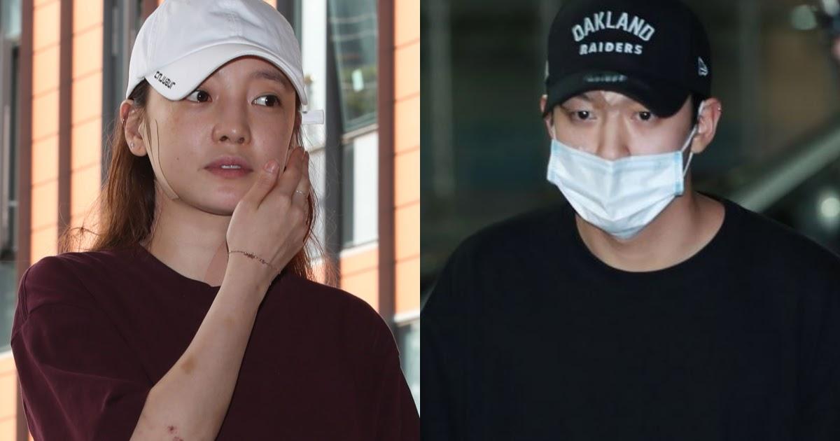 koo hara ex boyfriend apology skeptical