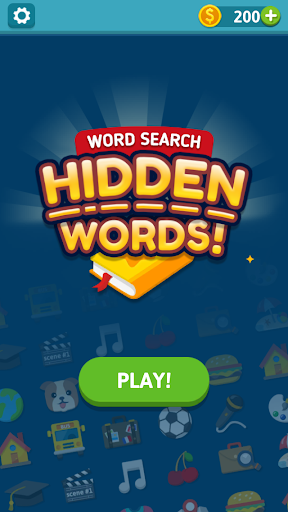 Word Search: Hidden Words  screenshots 6