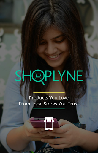 ShopLyne - Local Shopping App