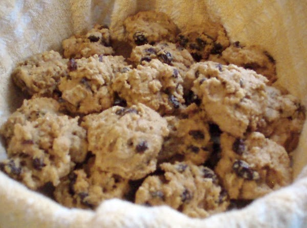 Pumpkin Oatmeal Raisin Cookies Recipe