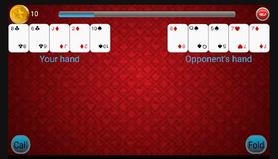 Poker vzw
