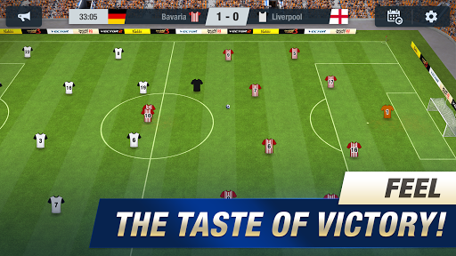 11x11: Soccer Club Manager 1.0.7478 screenshots 8