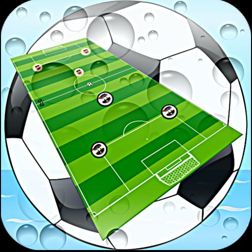 海盜足球 - 免費足球遊戲 體育競技 App LOGO-硬是要APP