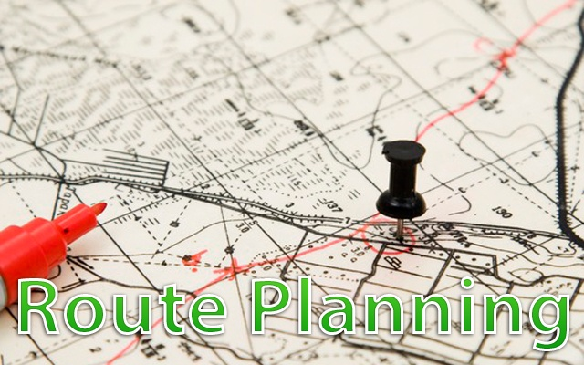 Route Planner Chrome Web Store – Travel Planning Map