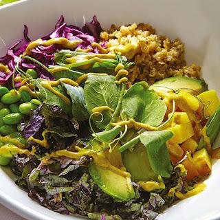 Big Bhudda Bowl Recipe