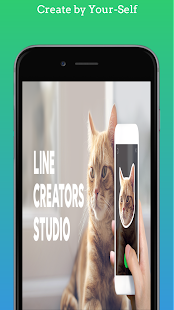 Guide for LINE Creators Studio - náhled