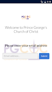 Prince George's Church- screenshot thumbnail