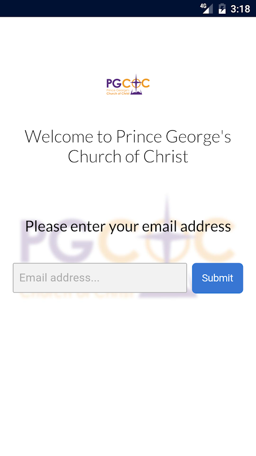 Prince George's Church- screenshot