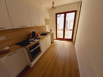 Appartement 3 pièces 71,9 m2